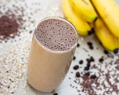 Pre-Workout Coffee Smoothie
